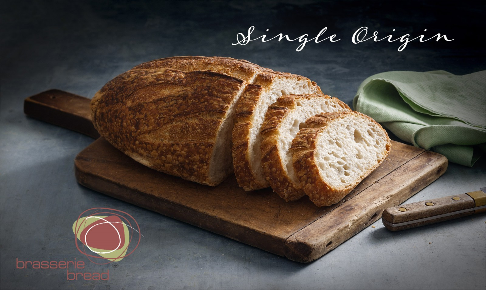 Brasserie Bread Single Origin Sourdough Michelle Young and Andrew Young sydney advertising photographer in food people kids fashion baby portrait wine and food and travel photography. Advertising in...