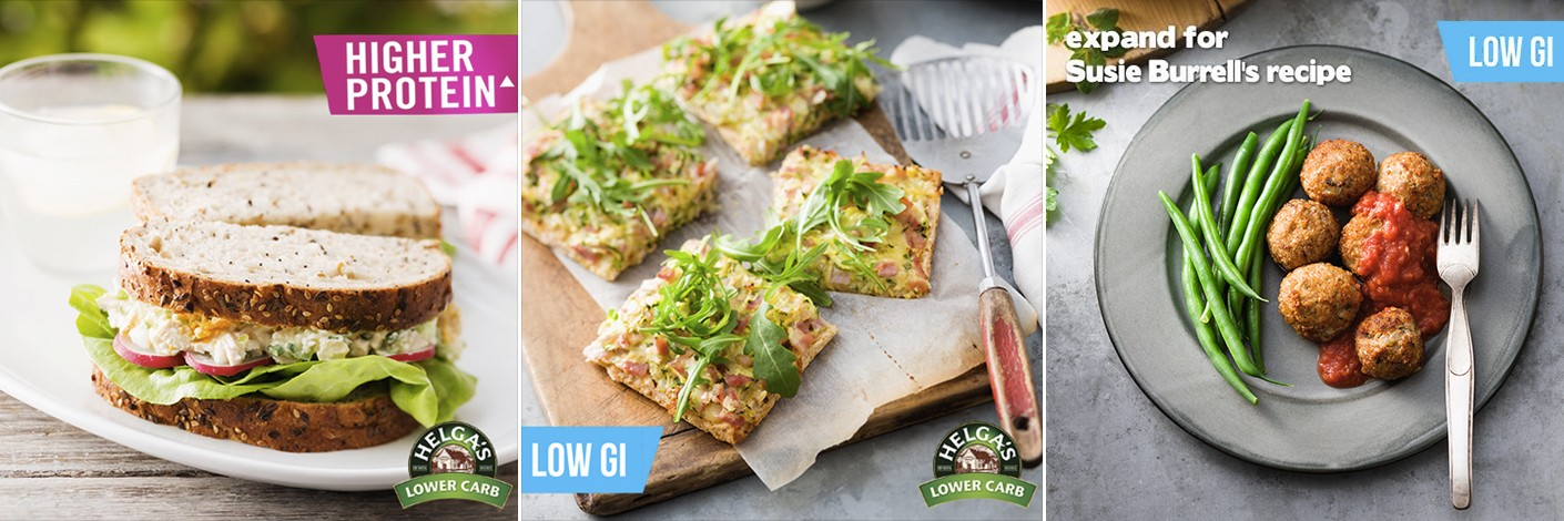 Goodman Fielder Helgas Bread recipes, shot by Andrew Young Sydney food photographer at lantern studio. Andrew Young, Australian Food photographer. Helgas Bread sandwich recipes Michelle Young and...