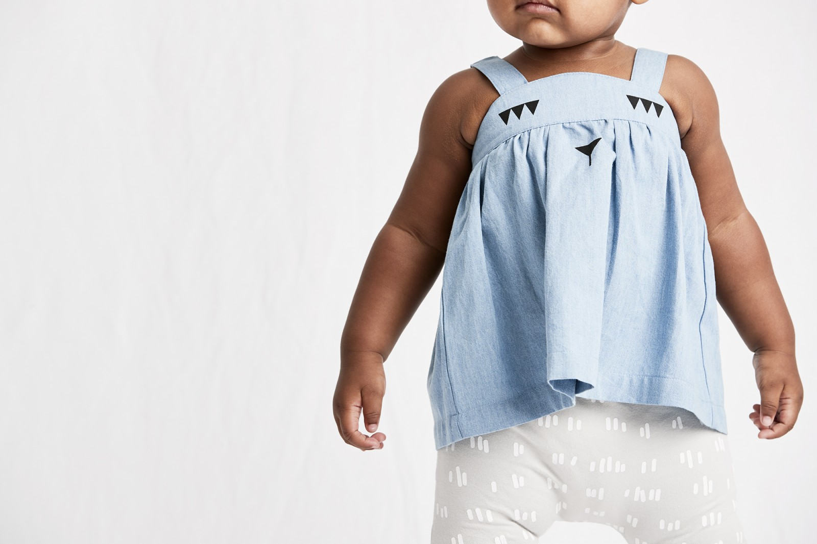 Michelle Young photographs the latest Sooki Baby kids fashion Summer Collection on location at Tiny Tribe Studio. Michelle Young is Sydneys leading kids and babies fashion photographer from Lantern...