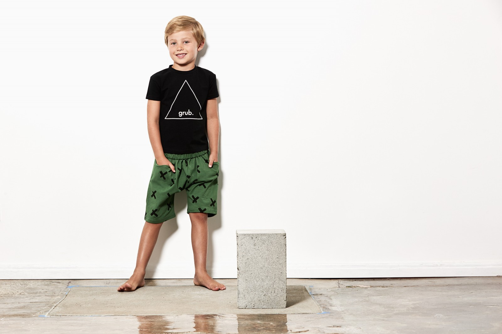 Michelle Young photographs the latest Tiny Tribe kids fashion Summer Collection on location at Tiny Tribe Studio. Michelle Young is Sydneys leading kids and baby fashion photographer from Lantern...